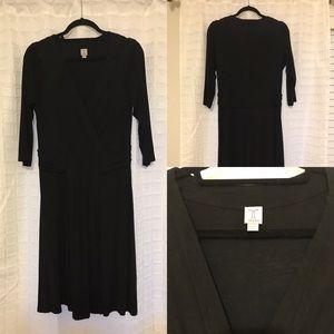 Tristan Black Dress
